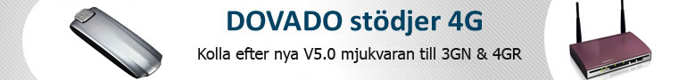 DOVADO 4GR - now with 4G support